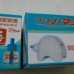 台湾での蚊除け対策|蚊取りリキッドと蚊取り線香