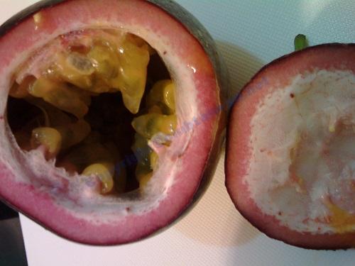 パッション フルーツ の 食べ 方