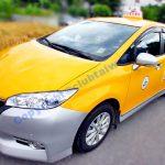 台湾でタクシーに乗車する方法とタクシー料金の目安